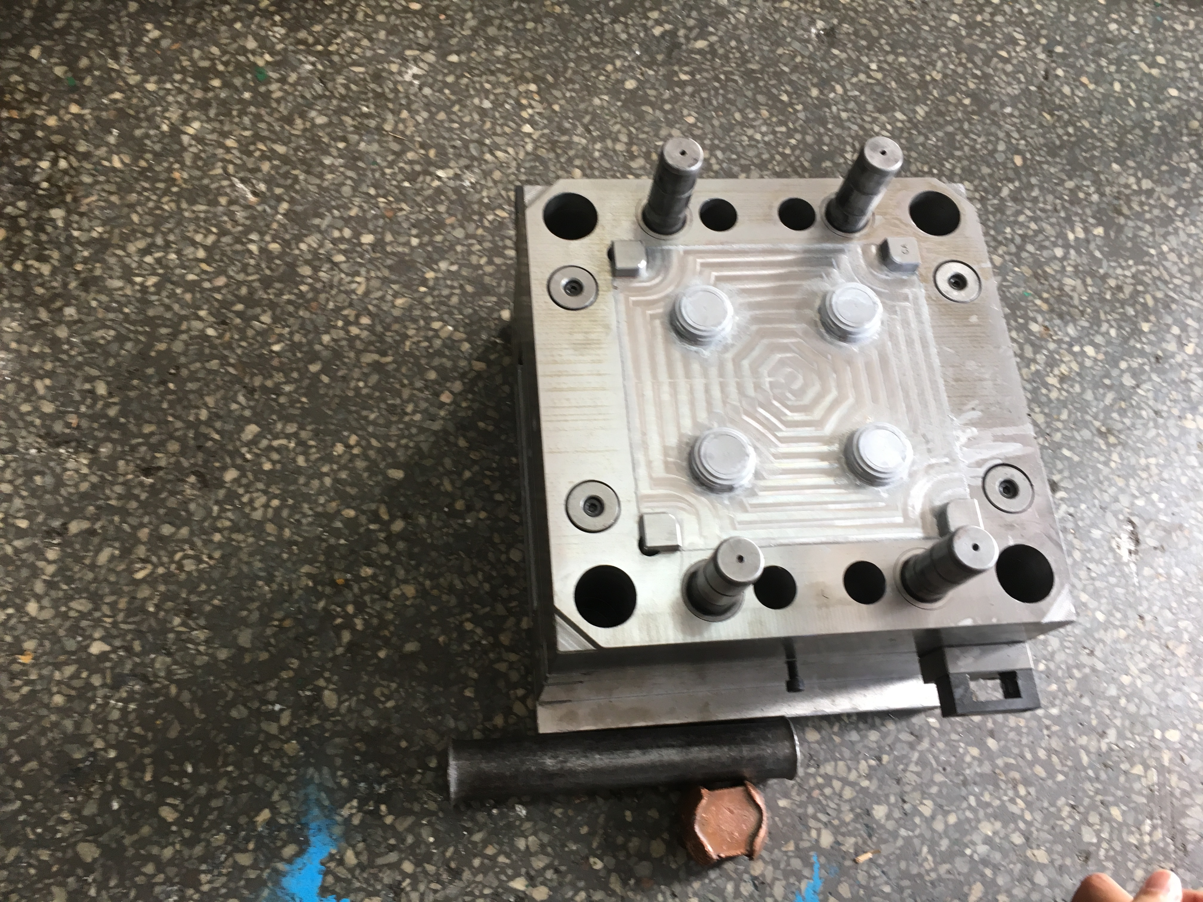 Components of an Injection Mold